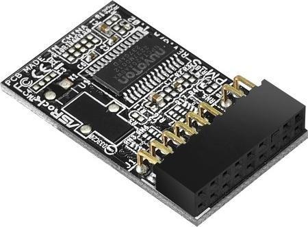 ASRock TPM2-S/BULK, Trusted Platform Module (TPM) pro základní desky ASRock
