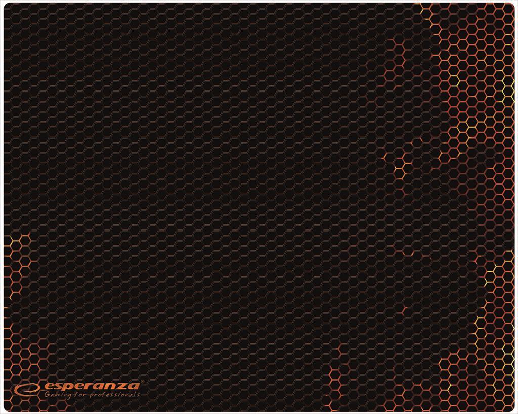 Esperanza EGP101R GAMING CLASSIC MINI podložka pod myš (250x200x2mm), červená