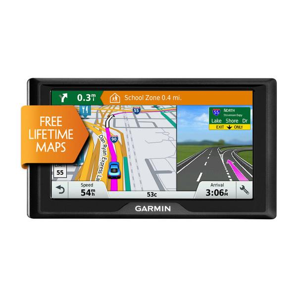Garmin Drive 60 Eastern Europe Lifetime (22 zemí), 6.0''