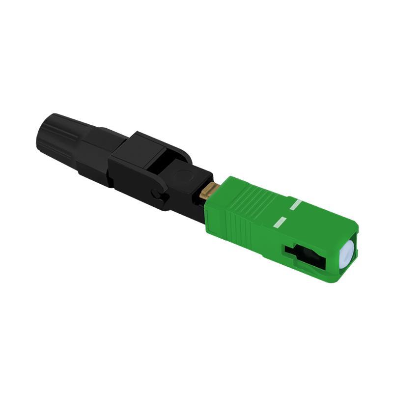 Qoltec speed Fiber optic connectors SC/APC | Singlemode | 3.0mm