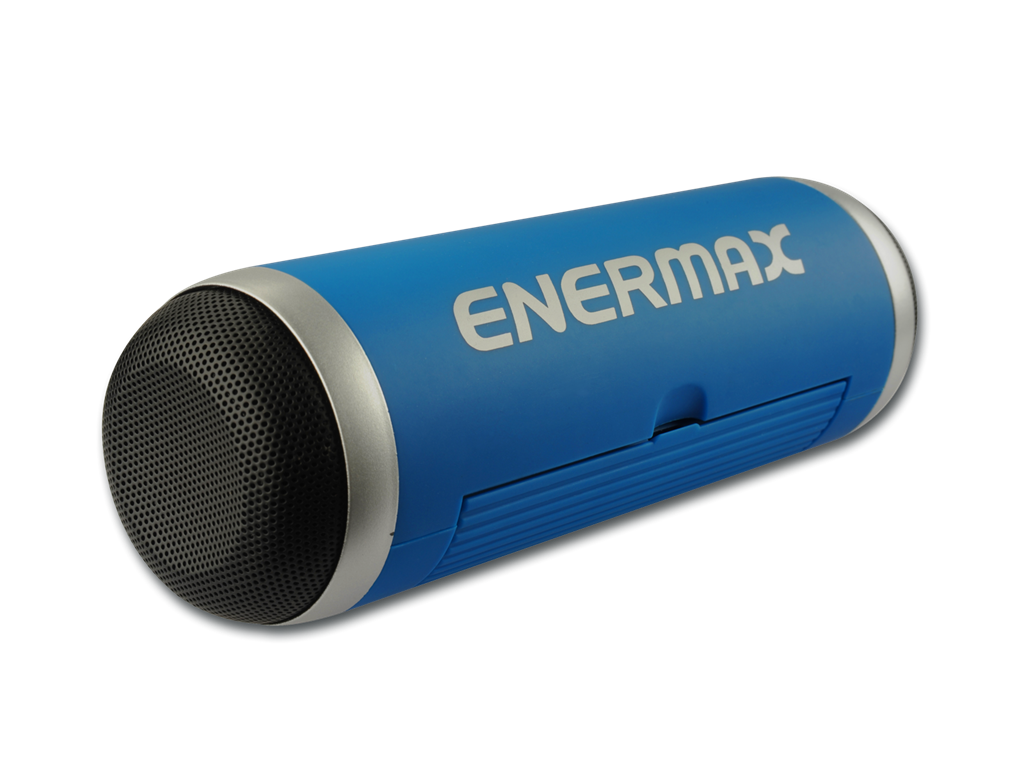 Enermax - Portable Bluetooth Speaker - EAS01 Blue