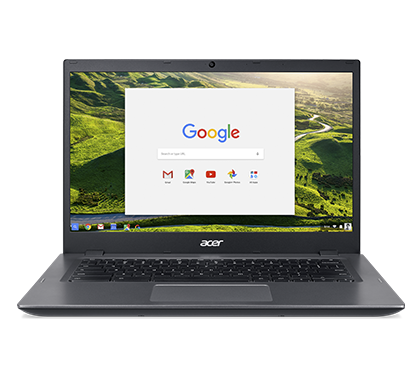 "Acer Chromebook 14 for Work (CP5-471-37MD) i3-6100U/4GB+N/eMMC 64GB+N/A/HD Graphics/14"" FHD IPS matný/BT/Chrome/Grey"