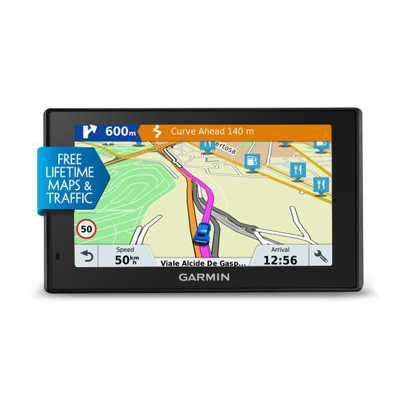 Garmin DriveSmart 51 LMT-D Central Europe