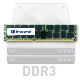 INTEGRAL 4GB 1333MHz DDR3 ECC CL9 R2 Registered DIMM 1.5V