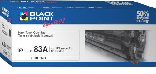 Toner Black Point LBPPH83A | černý | 2150 stran | HP CF283A