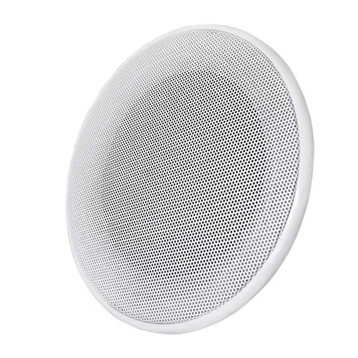 Qoltec TWO WAY SUPER BASS CELING SPEAKER | RMS 10W | 16cm | 8 Om | TRAFO | white