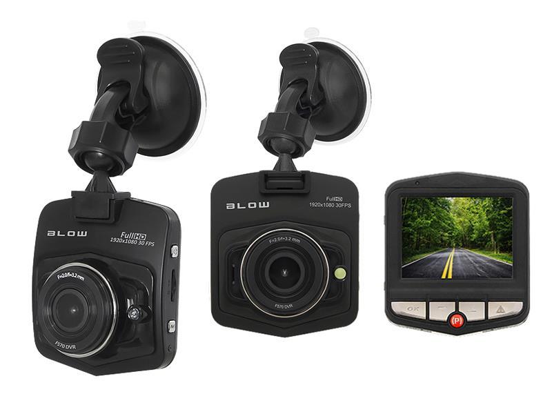 BLOW BLACKBOX F570 kamera do auta Full HD