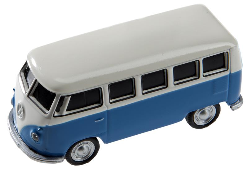 Genie 16GB USB 2.0 flashdisk licencovaný, VW Bus