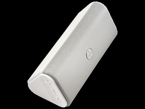 HP Roar Wireless Bluetooth Speaker White