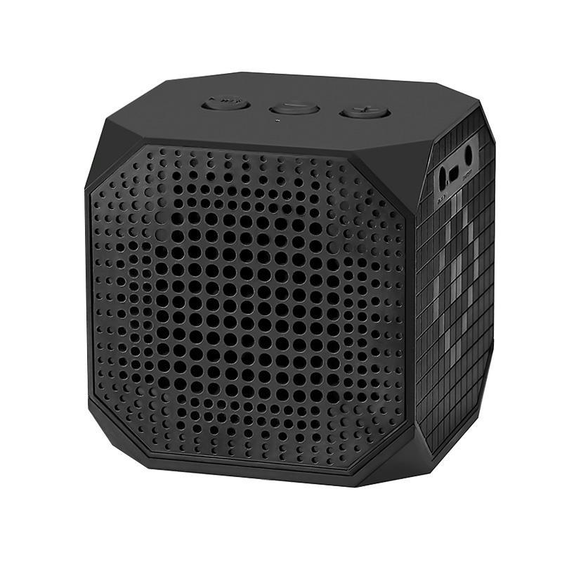 Speaker Qoltec   3W   Double speaker   Bluetooth   black
