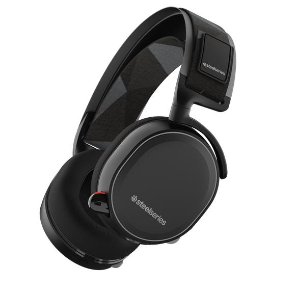 Gaming sluchátka SteelSeries Arctis 7 černé