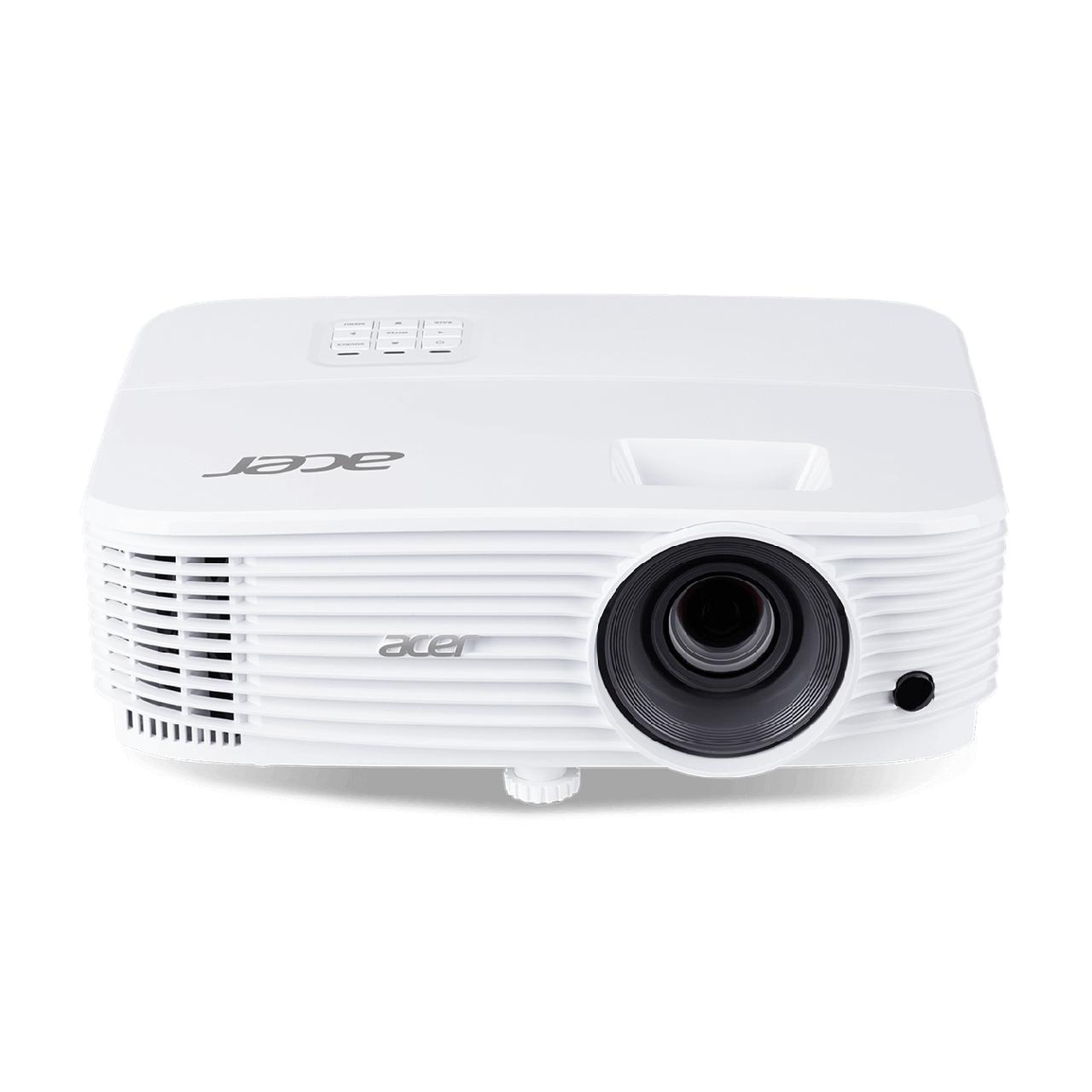 Acer P1250 DLP 3D/ XGA 1024x768 /3600 ANSI /20 000:1/VGA, 2xHDMI/2,4Kg