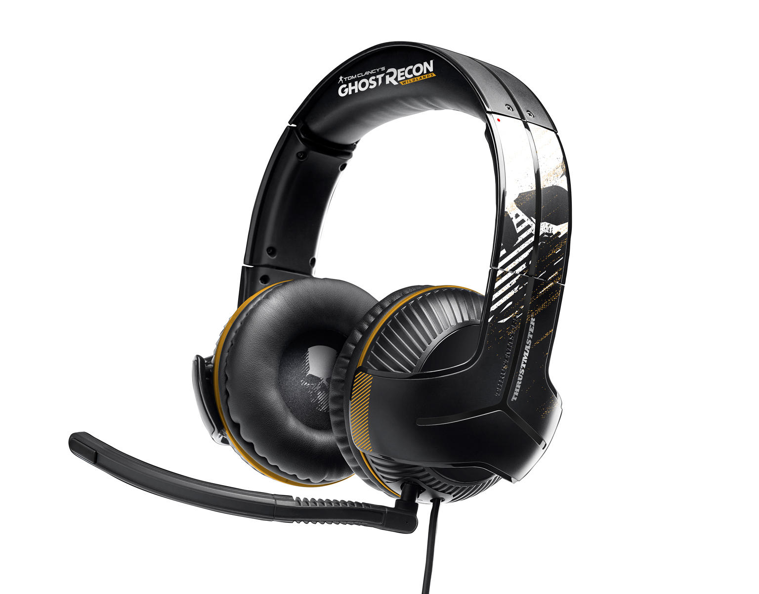 Herní sluchátka s mikrofonem Thrustmaster Y-350X GhostRecon edice pro Xbox One a PC