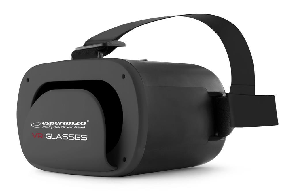 Esperanza EMV200 3D VR brýle pro smartphone 3.5''-6''