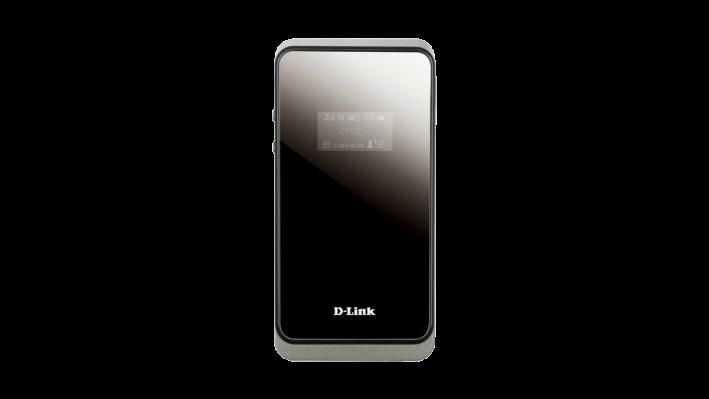 D-Link DWR-730 Přenosný 3G modem/router, HSPA+, Wireless N150, slot na SIM a micro SD, micro USB port