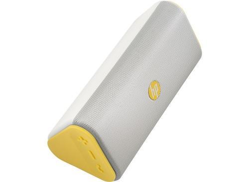 HP Roar Wireless Bluetooth Speaker Yellow