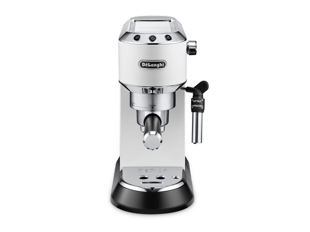 Coffee machine Delonghi EC685.W Dedica | white