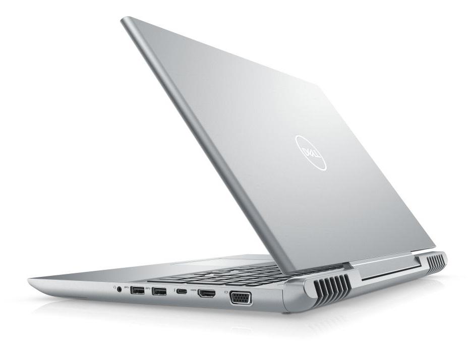 """DELL Vostro 7570/i7-7700HQ/8GB/128SSD+1TB 5400/4GB Nvidia 1050 Ti/15,6"""" FHD/FingerPrint/Win 10 Pro/Šedá"""
