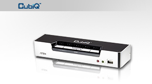 ATEN KVM switch CS-1794 USB Hub 4PC HDMI, audio