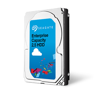 "Seagate Enterprise Capacity HDD, 1TB, 2.5"", SAS, 128MB cache, 7.200RPM"