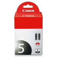 Canon cartridge PGI-5Bk Black TWIN PACK (PGI5BK)