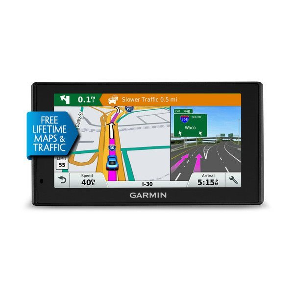 Garmin DriveSmart 60 Europe Lifetime (45 zemí), 6.0'', Bluetooth