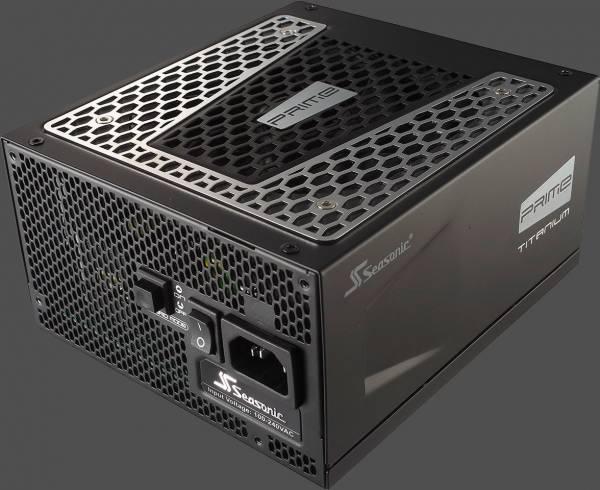 SEASONIC zdroj 650W Prime 650 (SSR-650TD), 80+ TITANIUM