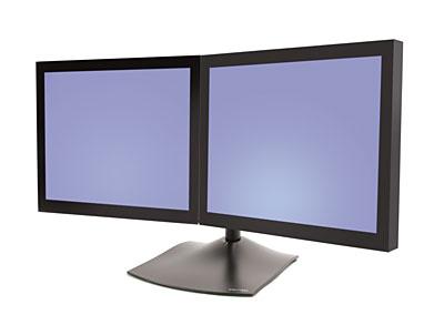 ERGOTRON DS100 Double Monitor-horizontální stojan pro 2 LCD
