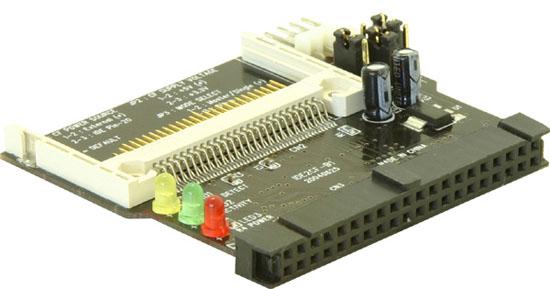 Delock adaptér IDE -> CompactFlash