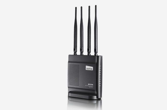 Netis 1200Mbps Wireless AC1200 Gigabit router 4T4R