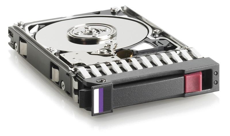 HP HDD 2TB 7.2k SAS LFF 3.5 6G SC HTPL MDL 1y G8 G9