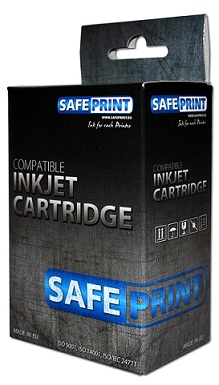 SAFEPRINT inkoust Brother LC-980Y XL/LC-1100Y XL | Yellow | 12ml