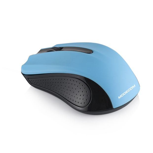 MODECOM Optická bezdrátová myš MC-WM9, modrá