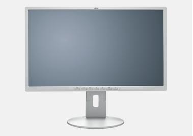 "Fujitsu 24´´ B24T-8-TE B-Line 23,8""(61 cm)/Wide LED/1920x1080/20M:1/5ms/250 cd/m2/DP/DVI/VGA/height adjust/EU cable/grey"
