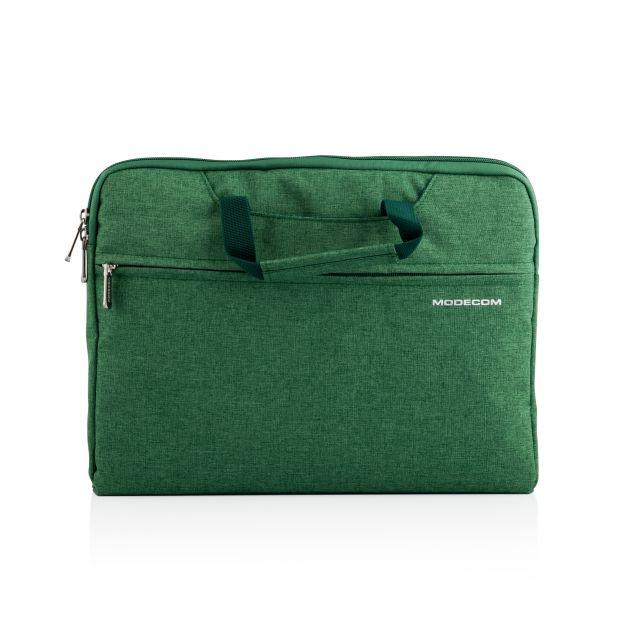 Brašna na notebook Modecom HIGHFILL 13'' zelená