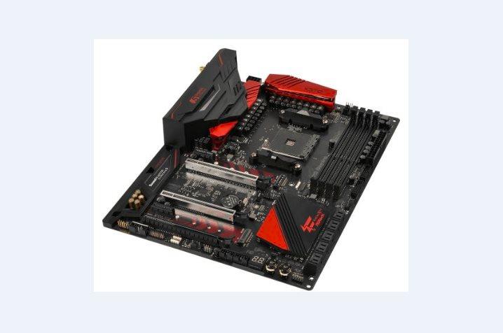 ASRock X370 Professional Gaming, AM4, DDR4 2667, 2 PCIe 3.0 x16, 2 USB 3.1