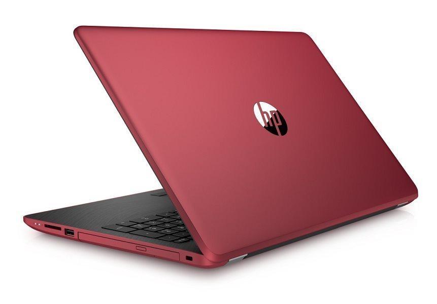 """HP 17-bs038nc/Intel i5-7200U/8GB/128GB SSD + 1TB/AMD Radeon 530 2GB/17,3"""" FHD/Win 10/červená"""