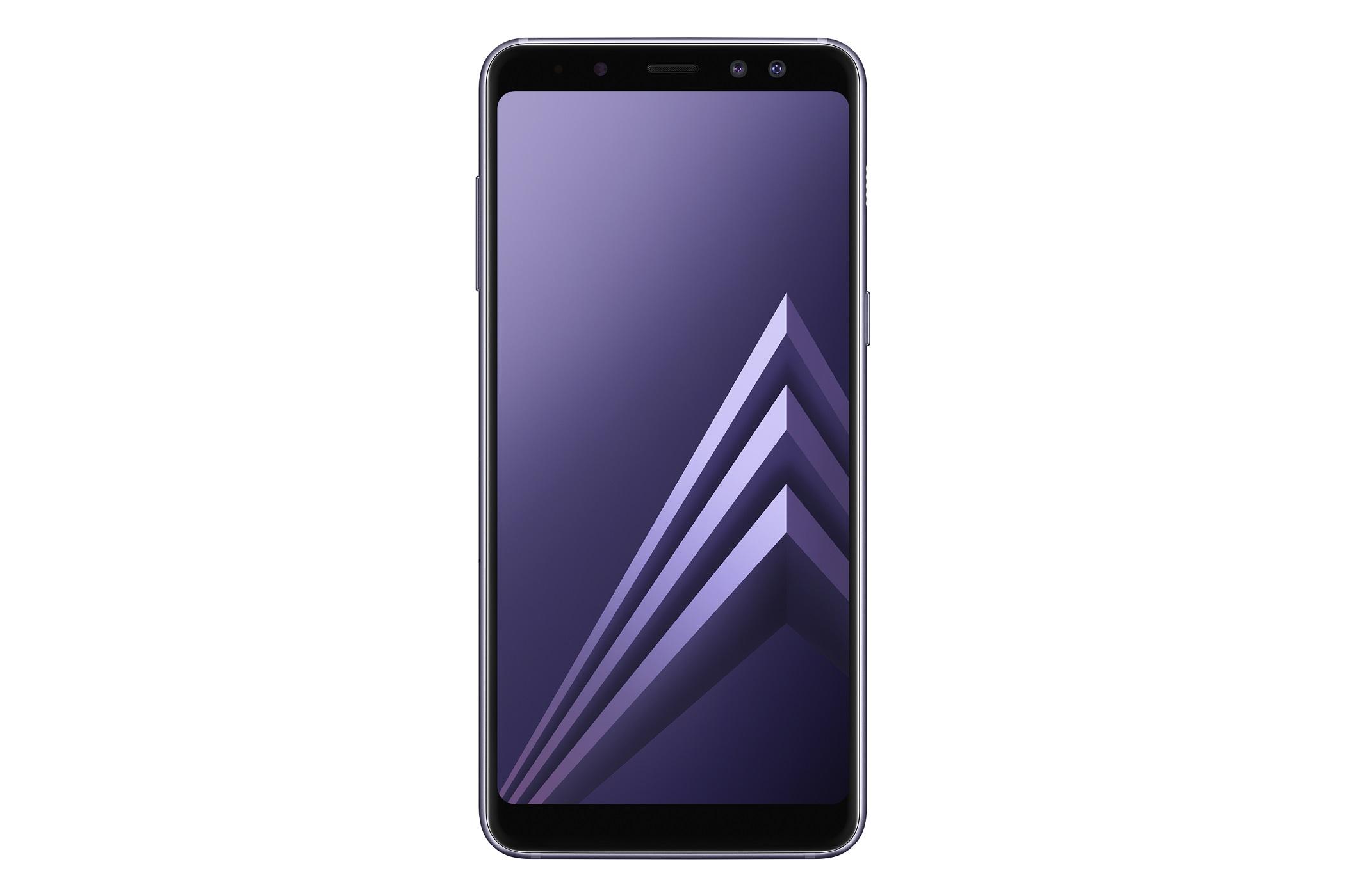 Samsung Galaxy A8 2018 A530 (32GB) Orchid Grey