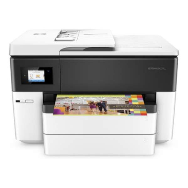 HP All-in-One Officejet 7740 Wide Format (A3+, 27/17 ppm, USB, Ethernet, Duplex, Wi-Fi, Print/Scan/Copy/FAX)
