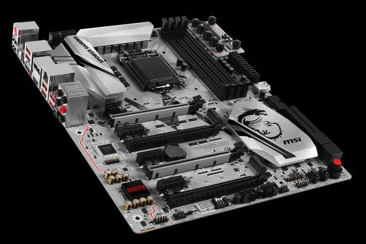 MSI MB Sc LGA1151 Z170A XPOWER GAMING TITANIUM EDITION, Intel Z170, 4xDDR4, USB3.1, GbLAN, ATX