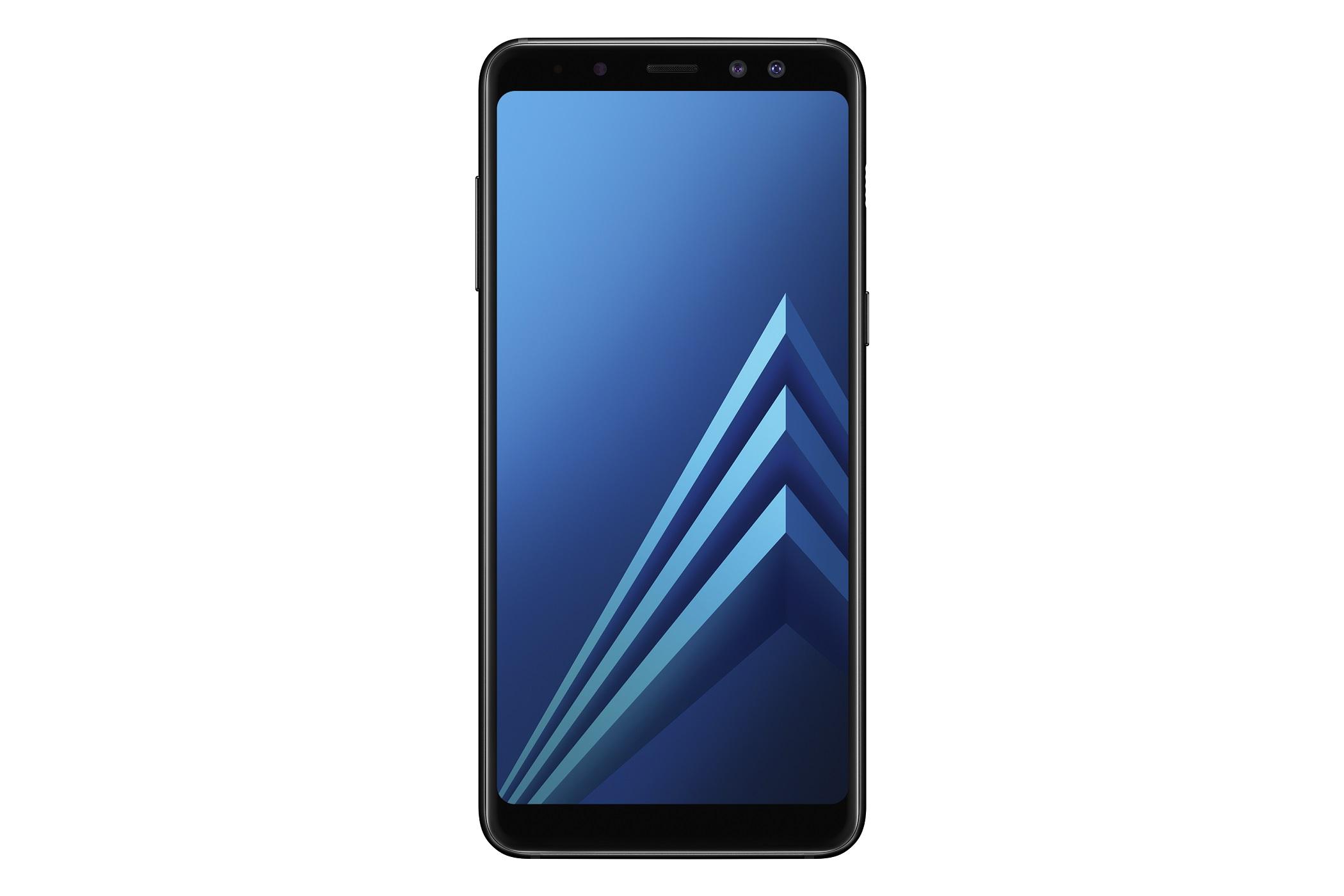 Samsung Galaxy A8 2018 A530 (32GB) Black