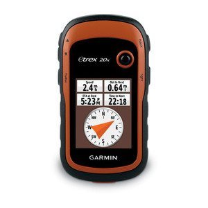 Garmin eTrex 20x Eastern Europe, 2.2'', bez TOPO map