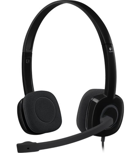 Logitech Stereo Headset H151 3,5 mm
