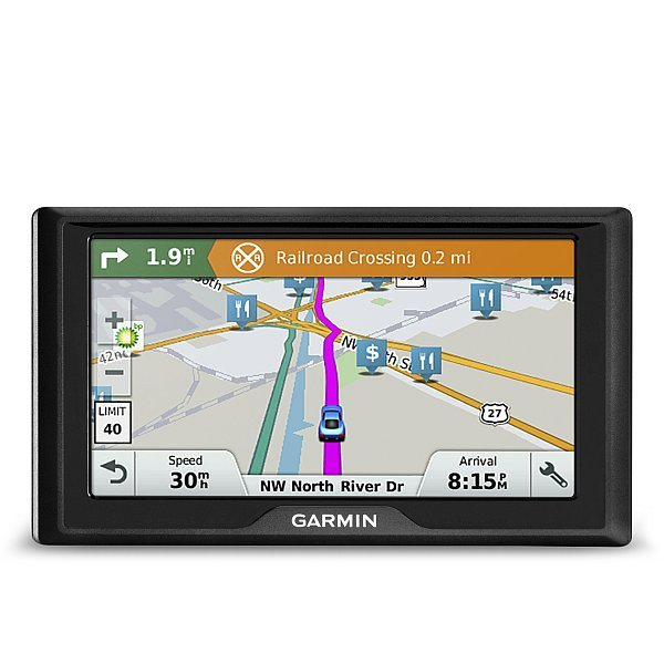Garmin Drive 61S Europe Lifetime (45 zemí)