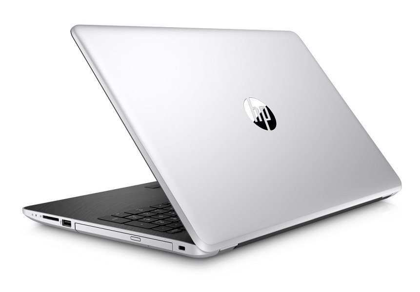 "HP 17-ak036nc/AMD A12-9720P/8GB/1TB/AMD Radeon 530 4GB/17,3"" FHD/Win 10/stříbrný"