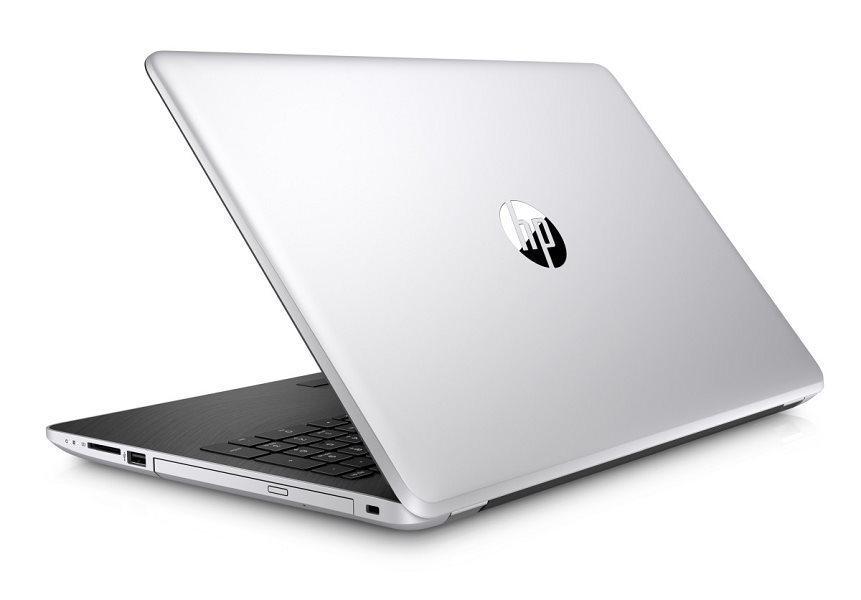 """HP 17-bs031nc/Intel i5-7200U/8GB/128GB SSD + 1TB/AMD Radeon 530 2GB/17,3"""" FHD/Win 10/stříbrný"""