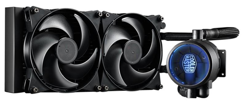 Cooler Master vodní chladič CPU MasterLiquid Pro 280, univ. socket, 140mm PWM fan