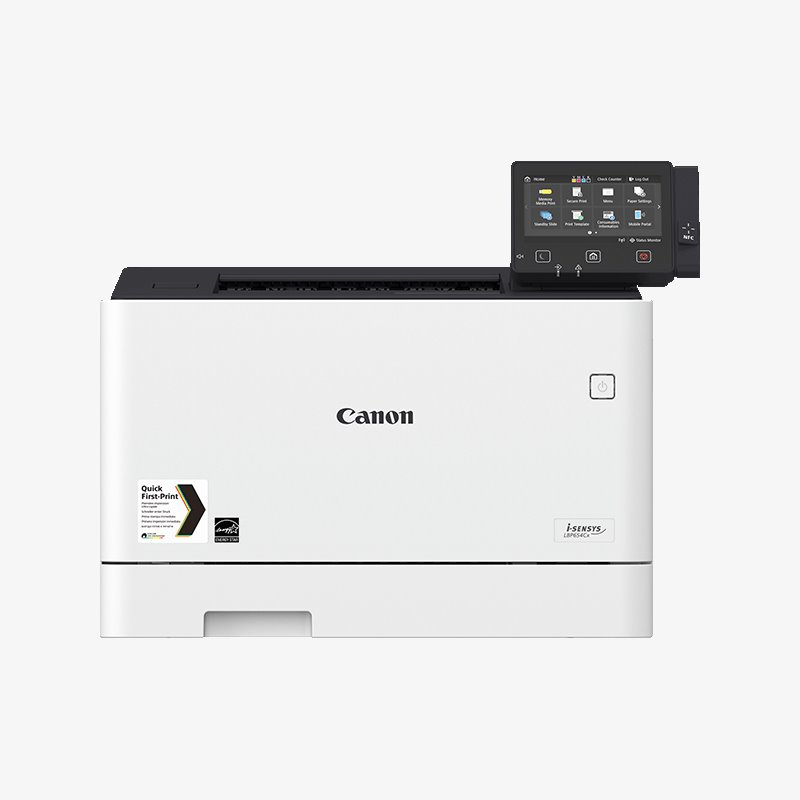 Canon i-SENSYS LBP654Cx - A4/WiFi/LAN/duplex/PCL/PS3/27ppm/colour/USB