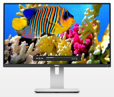 "24"" LCD Dell U2414H UltraSharp IPS/16:9/HDMI+DP"
