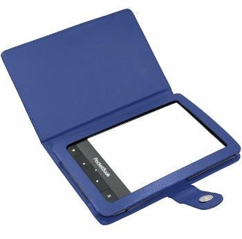 C-TECH pouzdro Pocketbook 622/623/624/626, modré